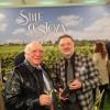 Vinitaly 2013 – Giovanni Rana in visita allo stand del Custoza