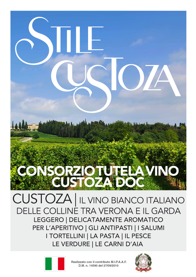 Cartolina Stile Custoza