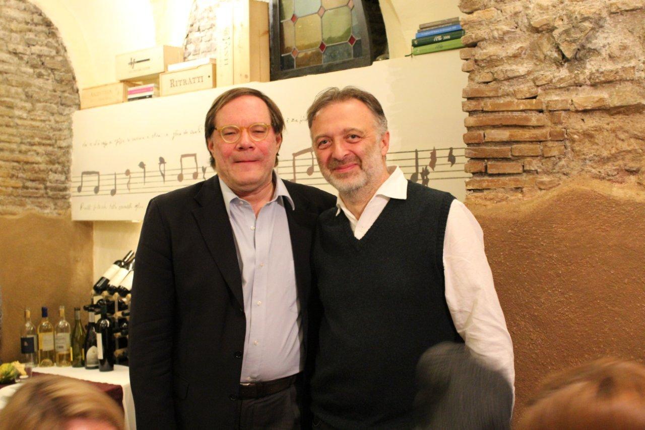 "Custoza ""d'antan"" a Roma: Ian D'Agata"